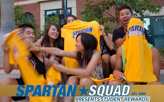 Spartan Squad Students