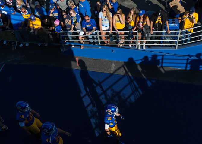SJSU Homecoming Week 2013