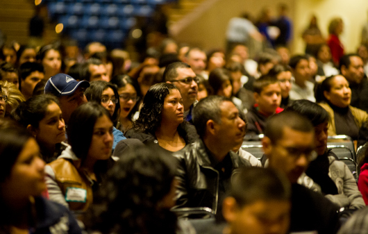 Helping Latino Families Plan for College