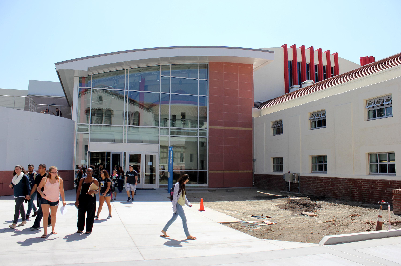 Modern Science Classroom ~ Yoshihiro uchida hall renewed sjsu news