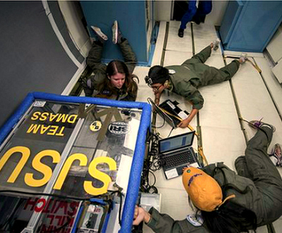 Reduced Gravity Education Flight Program