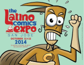 Latino Comics Expo poster