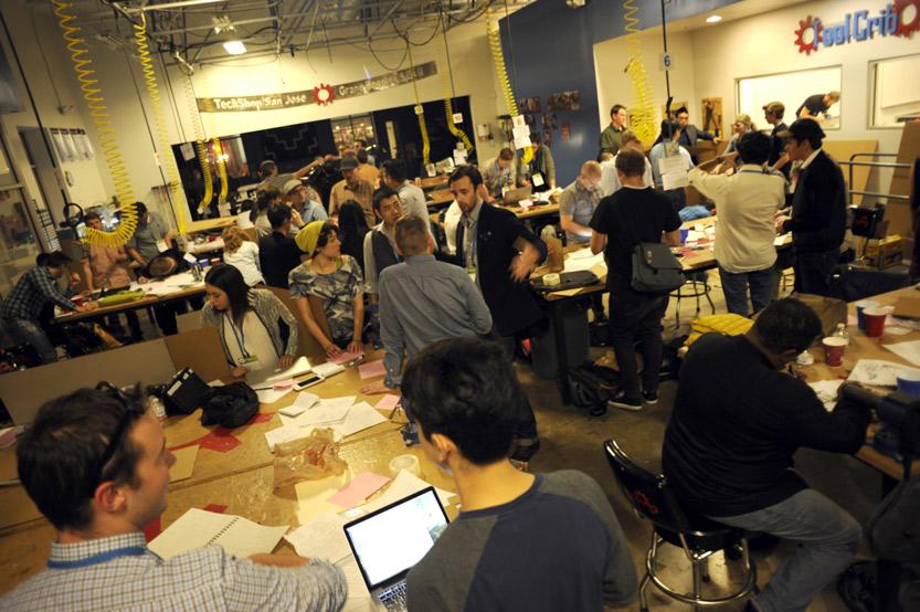 Industrial design swarm sjsu news for Industrial design news