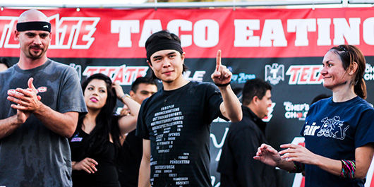 Chacho's World Taco Eating Championship