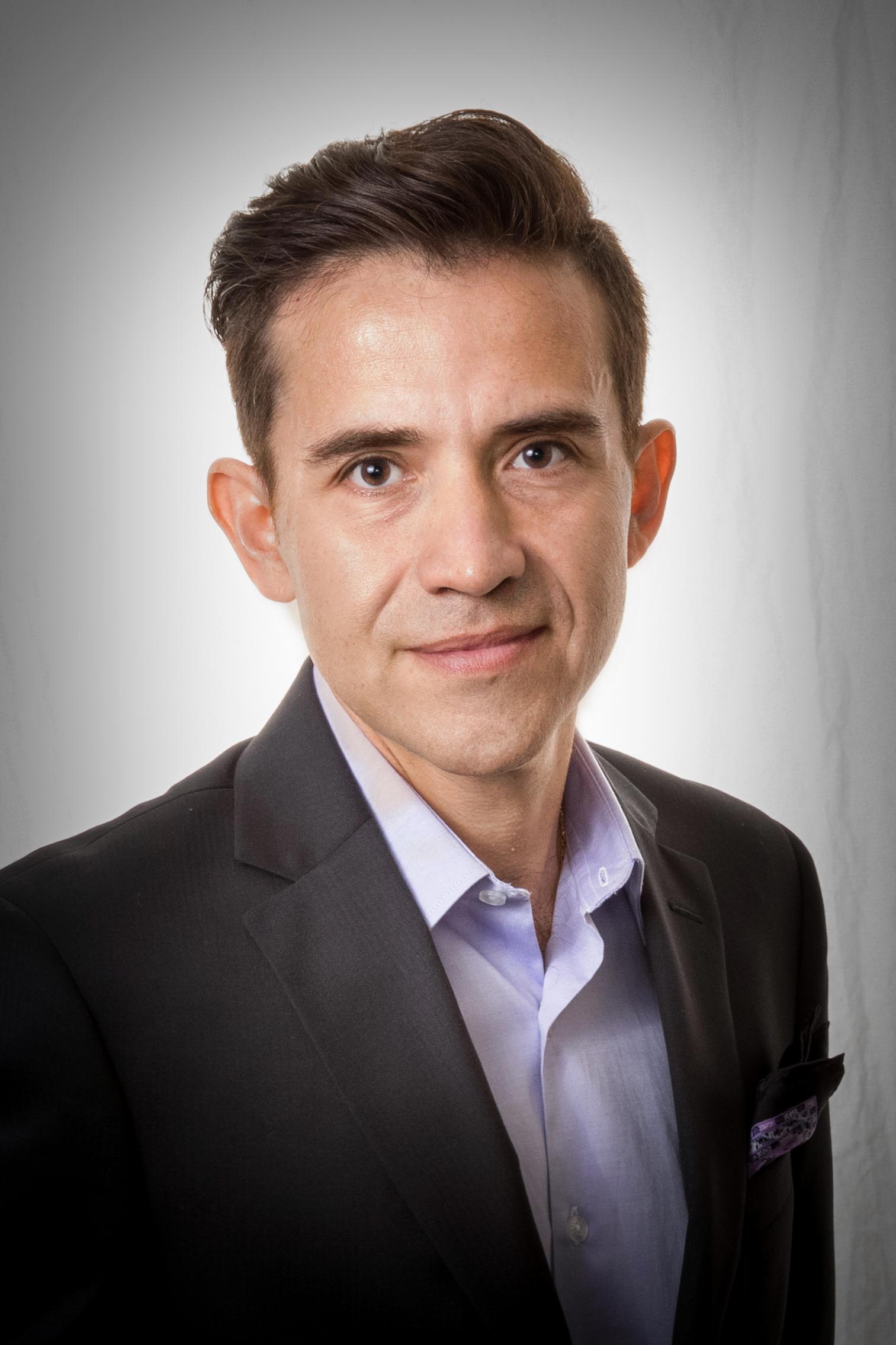 Sergio Bejar-Lopez Portrait