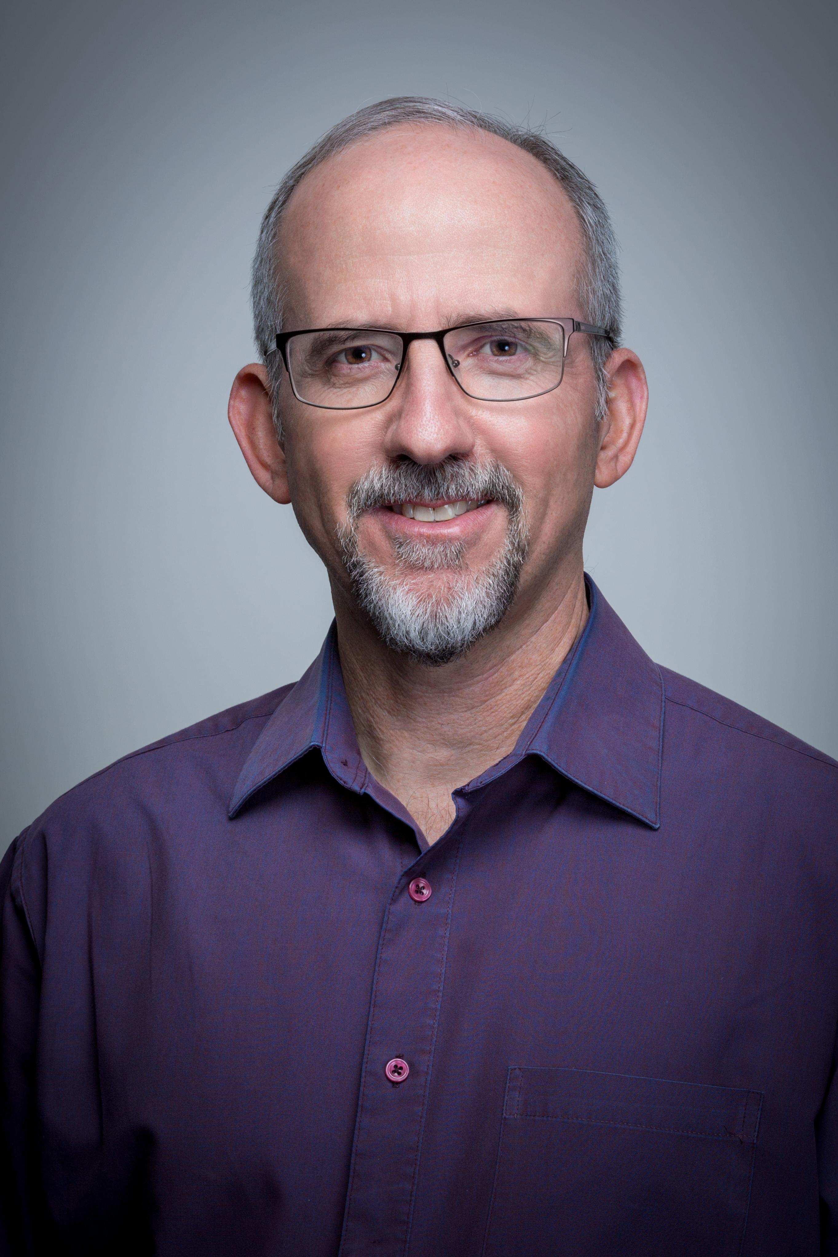 Glen Gendzel Portrait