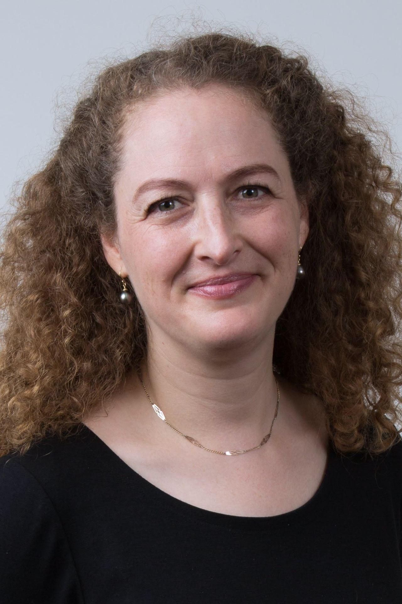 Asha Weinstein Agrawal Portrait