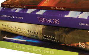 Stack of books, Editor's picks.