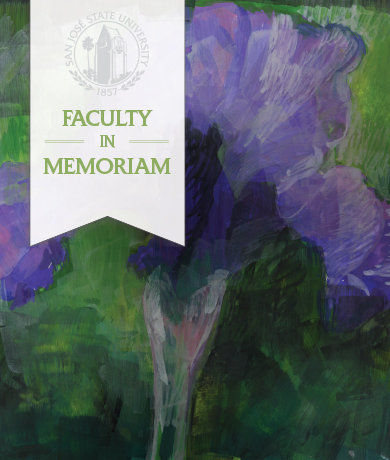 Faculty in Memoriam