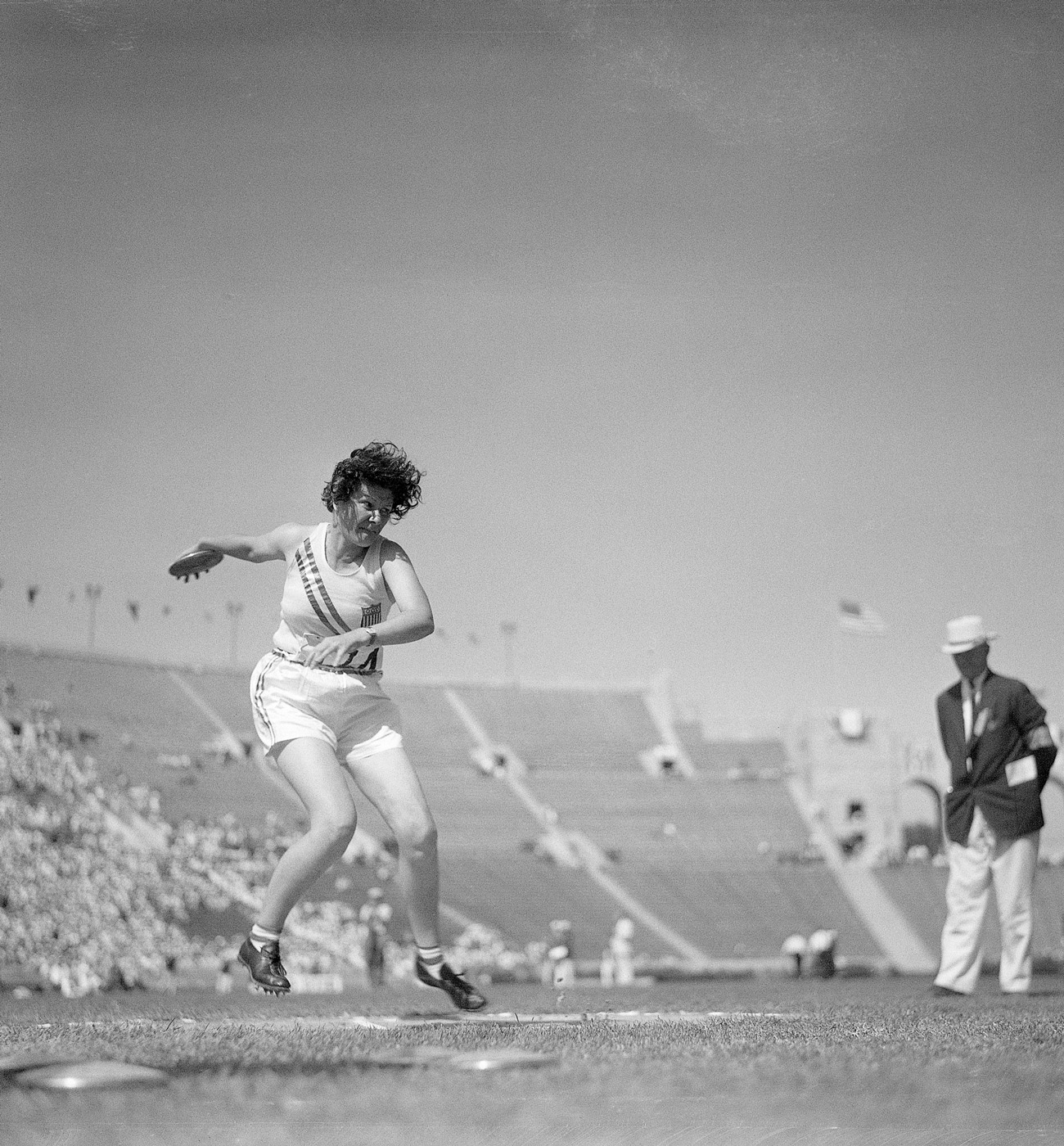 Margaret Jenkins, Track and Field, 1928, 1932 Olympics