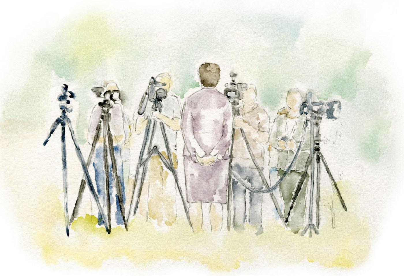 Illustration: Shannon Belardi, '15 BFA Art/Pictorial Arts