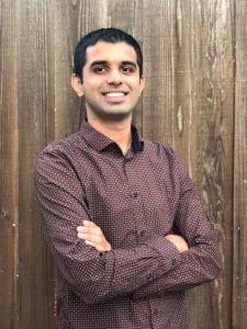 Sameer Saran headshot