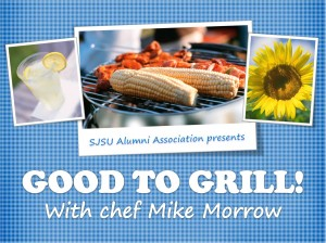 image: Good to Grill Cooking Class with chef Mike Morrow