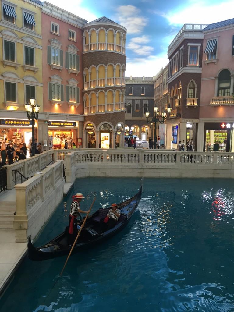 how to go to venetian macau from hong kong