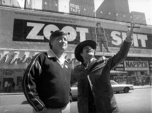 CESAR & LUIS on Broadway 1979 copy