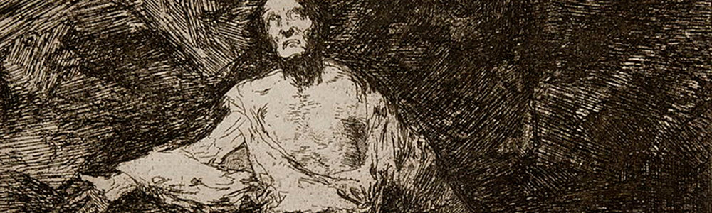Goya-self-portrait