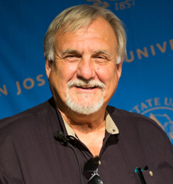Private investor and SJSU alumnus Jim Hogan