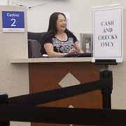 SJSU Cashier