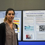 Mandiha Shah is one of dozens of students who presented her undergraduate research at the Celebration of Research on Feb. 10.