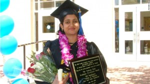 Jyotsna Kaki, '06 Management Information Systems, works as an accessibility software testing engineer at Google.