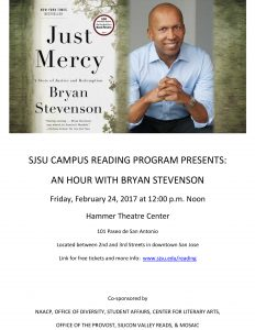 Flier about Stevenson Talk