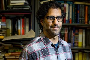 Photo: James Tensuan  Philosophy Professor and Director of the Center for Comparative Philosophy Anand Vaidya will launch the Spring University Scholar Series on February 21.