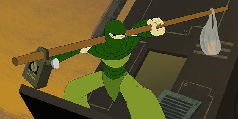 Green_ninja photo