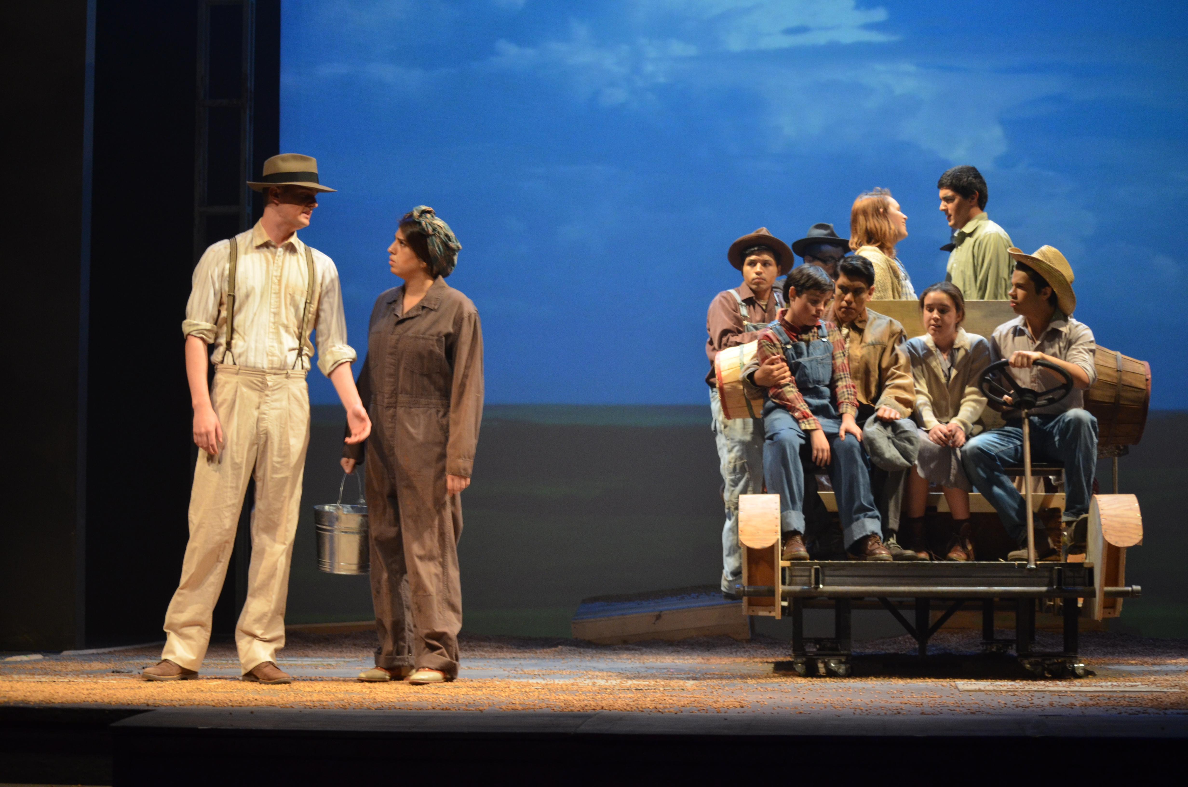 A review of the movie the grapes of wrath