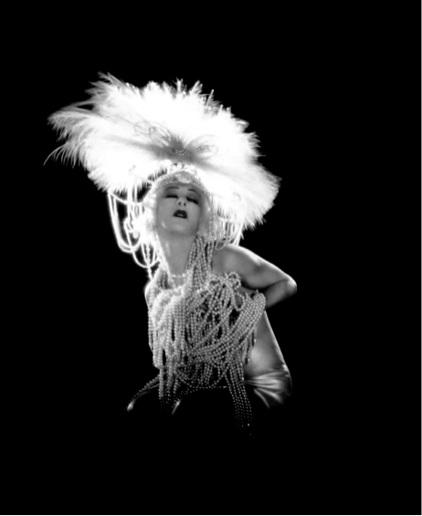 Alla Nazimova as Salome in the film Salome (1922)