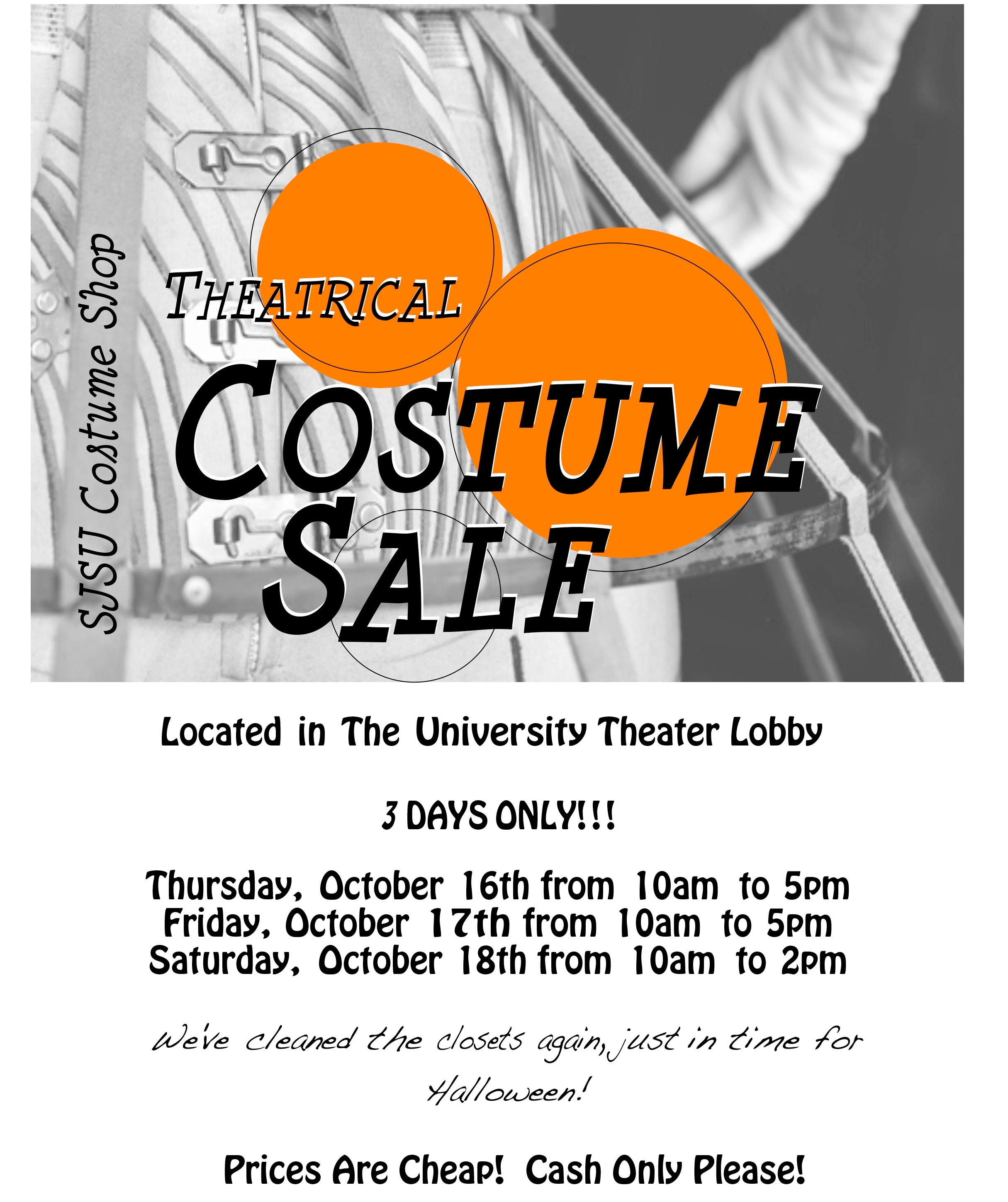2014 halloween costume sale / television-radio-film-theatre (trft) news
