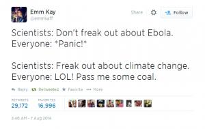 EbolaTwitter