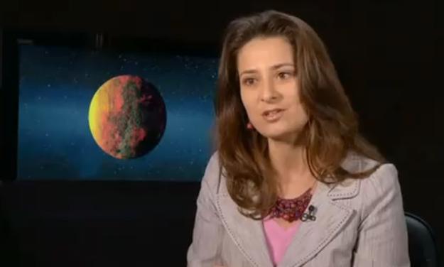 SJSU Professor Natalie Batalha