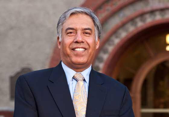 Mohammad Qayoumi