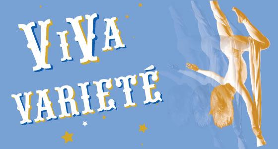 Viva Varieté event banner