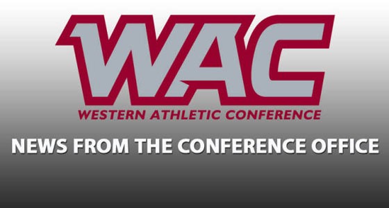 Image of text: Western Athletic Conference - News from the conference