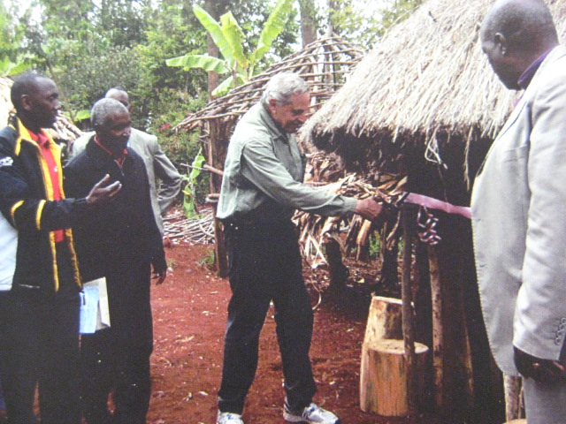 SJSU in the News: Kenyans Honor SJSU Professor as Elder