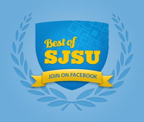 Best of SJSU mark