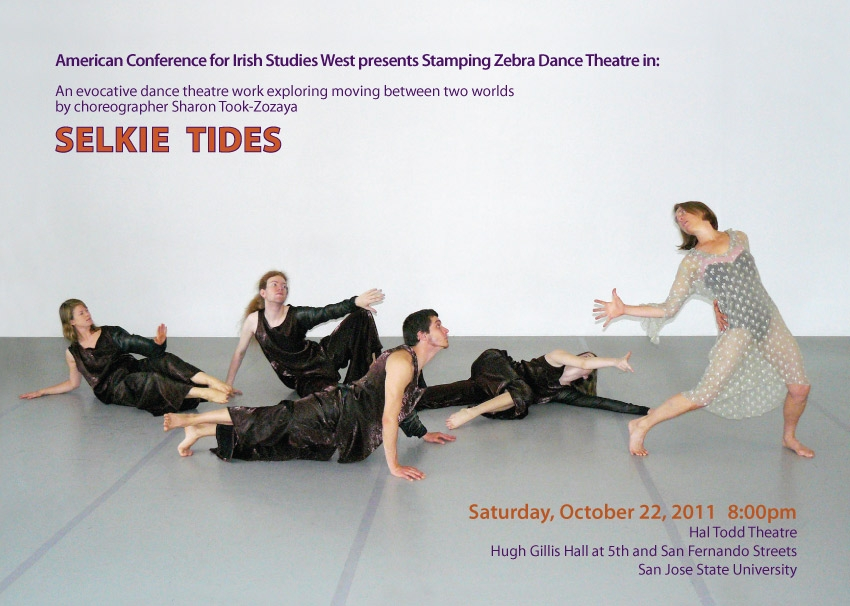 Contemporary Dance Theatre: Selkie Tides