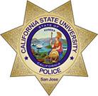 CSU police badge
