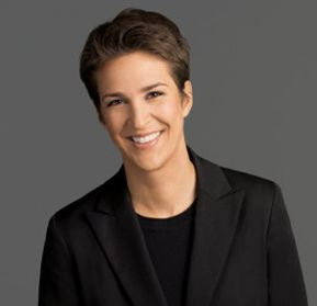 Rachel Maddow Receives Steinbeck Award