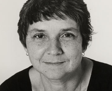 Adrienne Rich, The Poetry Foundation/Colleen McKay image