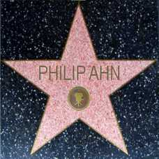 Philip Ahn's Hollywood star