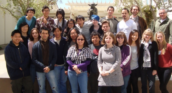 May the 4th Be With You: Animation/Illustration Students Visit Lucasfilm on International Star Wars Day