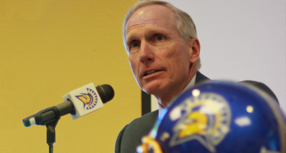 SJSU President Names New Athletics Director