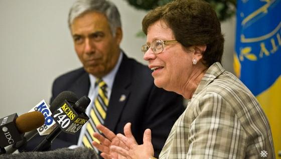 U.S. Commerce Secretary Speaks at SJSU