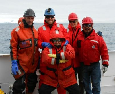 Point Sur Reaches Antarctica