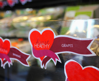 Heart Healthy Stickers