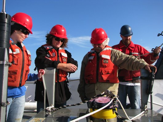Professor Elected to Lead Vital Ocean Monitoring System