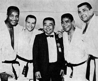 Judo Olympian Honored