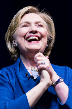 An Evening with a Leader: Hillary Clinton Talks Women's Rights and Personal History